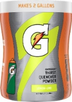 Gatorade Perform Lemon-Lime Thirst Quencher Powder Sports Drinks Mix