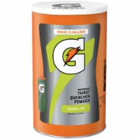 Gatorade Lemon Lime Thirst Quencher Powder