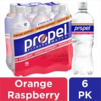 Propel Orange Raspberry Immune Support Electrolyte Water Beverage
