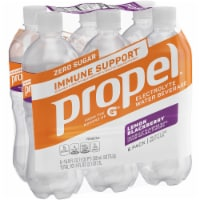 Propel Lemon Blackberry Immune Support Electrolyte Water Beverage