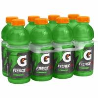 Gatorade Fierce Green Apple Thirst Quencher Sports Drinks