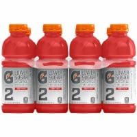 Gatorade G2 Lower Sugar Fruit Punch Low Calorie Electrolyte Enhanced Sports Drinks