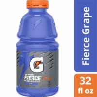 Gatorade Thirst Quencher Grape Electrolyte Enhanced Sports Drink
