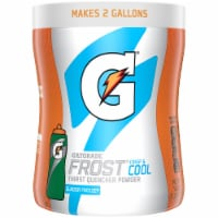 Gatorade Frost Glacier Freeze Thirst Quencher Powder