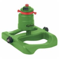 Fiskars 119563 Green Thumb Turbine Rotory Sprinkler - 1
