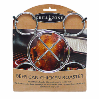 Blue Rhino 00345TV Beer Can Chicken Cooker