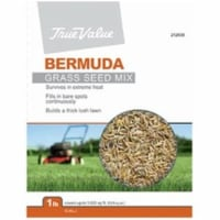 Barenbrug USA 212638 1 lbs True Value Unhulled Bermuda Grass Seed