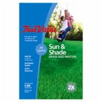 Barenbrug USA 212656 TV 7LB Sun-Shade Seed, TV 7 lbs Sun & Shade Seed