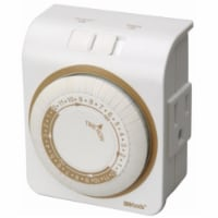 Southwire-Coleman Cable 224273 Tru-Guard Indoor for 24 Hour Mechanical Timer