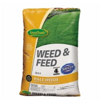 Knox Fertilizer 225488 Green Thumb 15000 sq ft. Coverage Weed & Feed - 1
