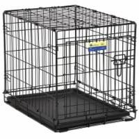 Midwest Metal Products 248921 24 in. Pet Expert Single Door Dog Crate