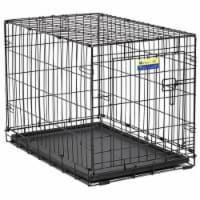 Midwest Metal Products 248923 30 in. Pet Expert Single Door Dog Crate - 1