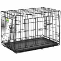 Midwest Metal Products 248924 30 in. Pet Expert Double Door Dog Crate