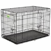 Midwest Metal Products 248926 36 in. Pet Expert Double Door Dog Crate