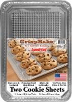 Handi-foil® CrispBake® Cookie Sheet - Silver