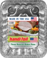Handi-foil® Eco-Foil Roaster Baker Pans