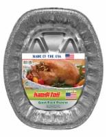 Handi-foil® Eco-Foil® Giant Rack Roaster Pan - Silver