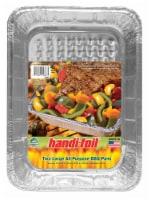 Handi-foil® Eco-Foil® All Purpose Barbecue Pans - Silver - 2 pk