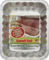 Handi-foil® King All Purpose Pan - Silver