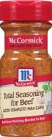 McCormick Total Seasoning for Beef