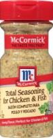 McCormick Total Seasoning for Chicken & Fish