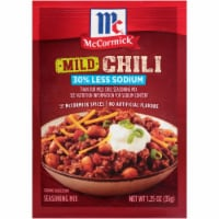 McCormick Mild Chili Seasoning Mix