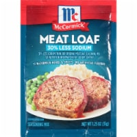 McCormick® Meat Loaf Seasoning Mix - 1.25 oz