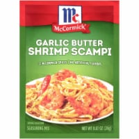 McCormick Garlic Butter Shrimp Scampi Mix - 0.87 oz