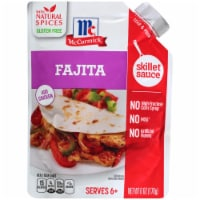 McCormick Fajita Skillet Sauce
