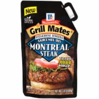 McCormick Grill Mates Montreal Steak Sauce Mix-Ins