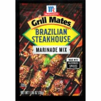 McCormick Grill Mates Brazilian Steakhouse Marinade Mix