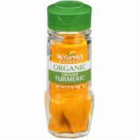 McCormick Gourmet Organic Ground Turmeric