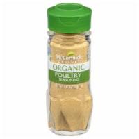 McCormick Gourmet Organic Poultry Seasoning