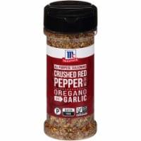 McCormick Red Crushed Pepper with Oregano and Garlic All Purpose Seasoning Shaker - 3.62 oz
