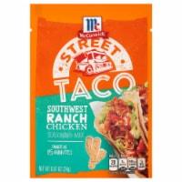 McCormick Street Tacos Southwest Ranch Chicken Seasoning Mix - 0.87 oz