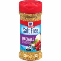 McCormick® Salt Free Vegetable Seasoning - 4.16 oz