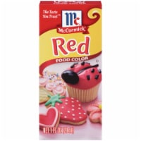 McCormick Red Food Coloring - 1 fl oz