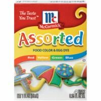 McCormick Assorted Food Colors
