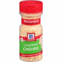 McCormick® Chopped Onions Shaker - 3 oz