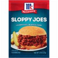 McCormick Sloppy Joes Seasoning Mix - 1.31 oz