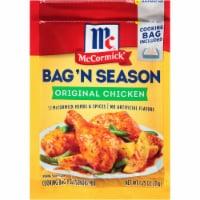McCormick® Bag 'N Season Original Chicken Seasoning Mix - 1.25 oz