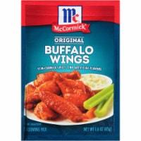 McCormick® Original Buffalo Wings Seasoning Mix - 1.6 oz