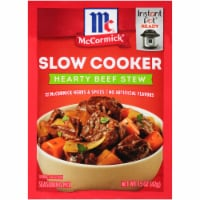 McCormick Slow Cooker Hearty Beef Stew Seasoning Mix