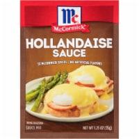 McCormick® Hollandaise Sauce Mix - 1.25 oz