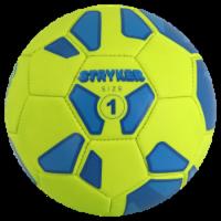Baden Stryker Micro Mini Soccer Ball - Aqua/Lime