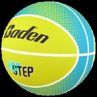 Baden Hop Step Basketball - Yellow/Turquoise