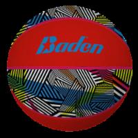 Baden Rubber Basketball - Red Maze