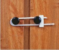 Safety 1st Cabinet Slide Lock - White
