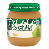 Beech-Nut Classics Pear Stage 2 Baby Food