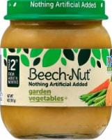 Beech-Nut Stage 2 Garden Vegetables Baby Food Jar - 4 oz